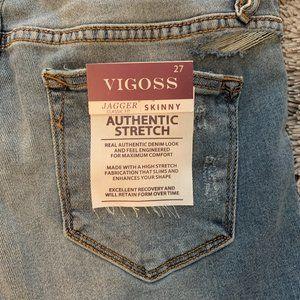 Vigoss Jeans - Vigoss Jagger Skinny Jeans